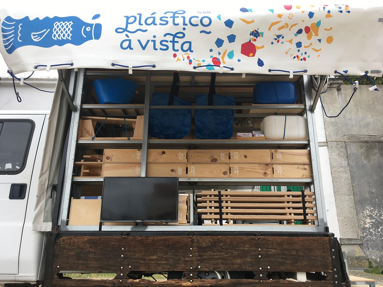 PLASTICO A VISTA // PAVan